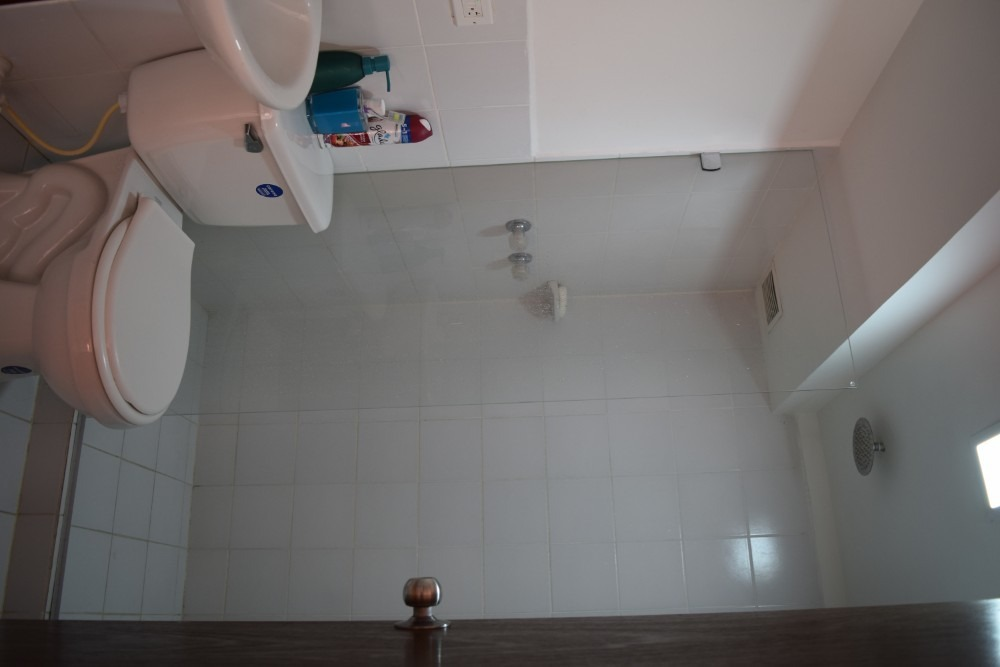 apartamento de 3 habitaciones, 2 baños en unidad cerrada