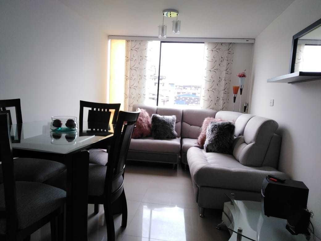 apartamento de 3 habitaciones parqueadero privado