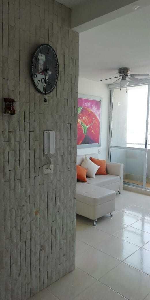 apartamento de 3 habitaciones un solo baño piso 9 ternera