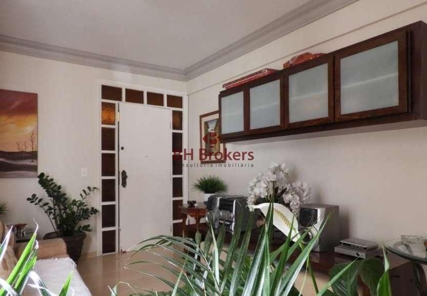 apartamento de 3 quartos, 130m² à venda no santo antônio por r$ 570.000 - 18383