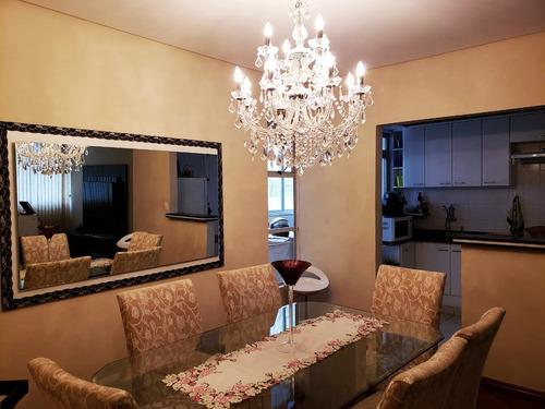 apartamento de 3 quartos no bairro buritis - 2602