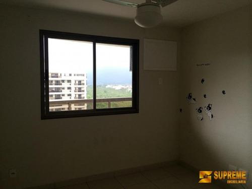 apartamento de 3 quartos recreio dos bandeirantes - v-8118