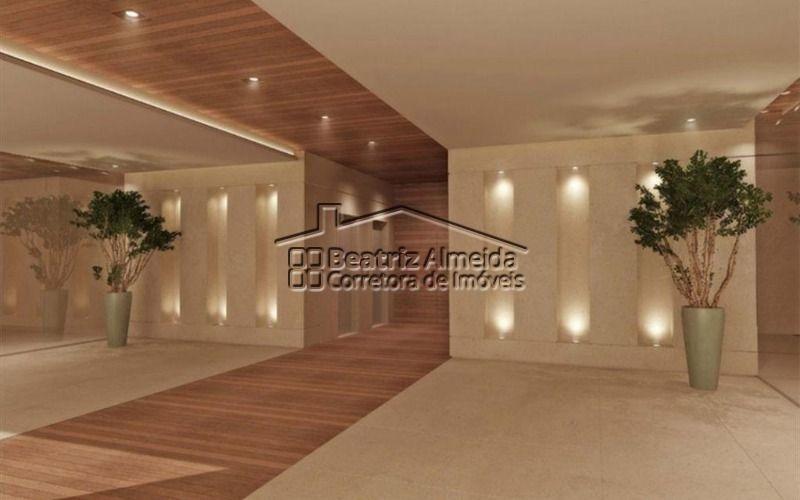 apartamento de 3 quartos, sendo 1 suíte, em cidade jardim - barra da tijuca - rj