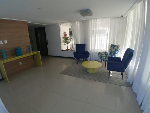 apartamento de 3 quartos, venda, andar alto  caminho das ár