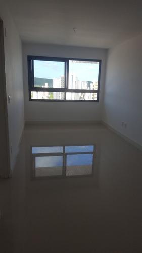 apartamento de 3/4 no palazo barro vermelho