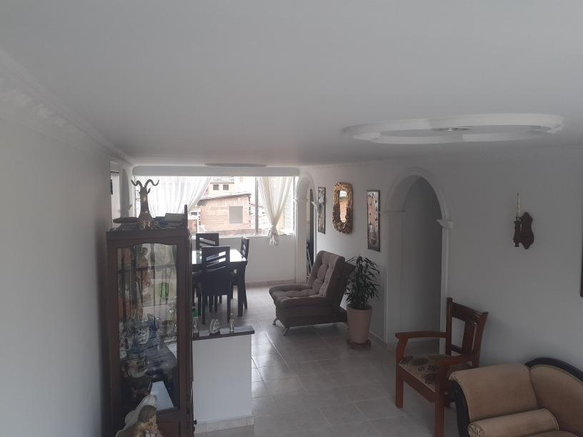 apartamento de 4 habitaciones baño con derecho a parqueadero