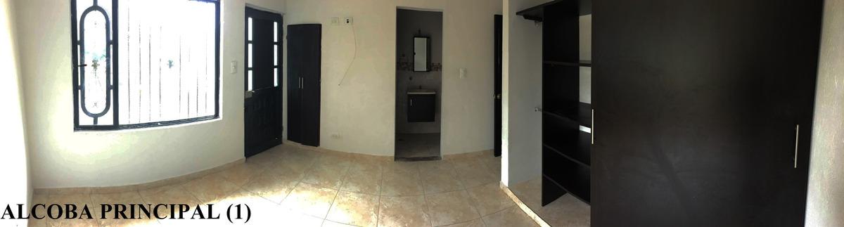 apartamento de 4 habitaciones y 2 baños - barrios unidos