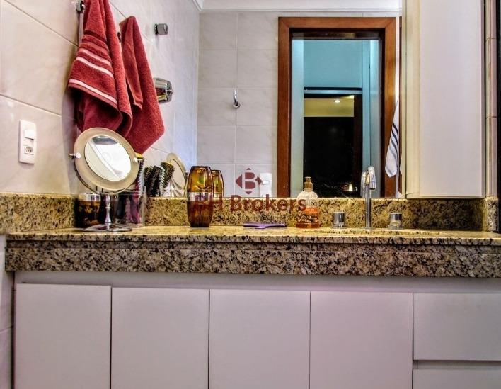 apartamento de 4 quartos, 130m² à venda no funcionários por r$ 1.300.000 - 19060