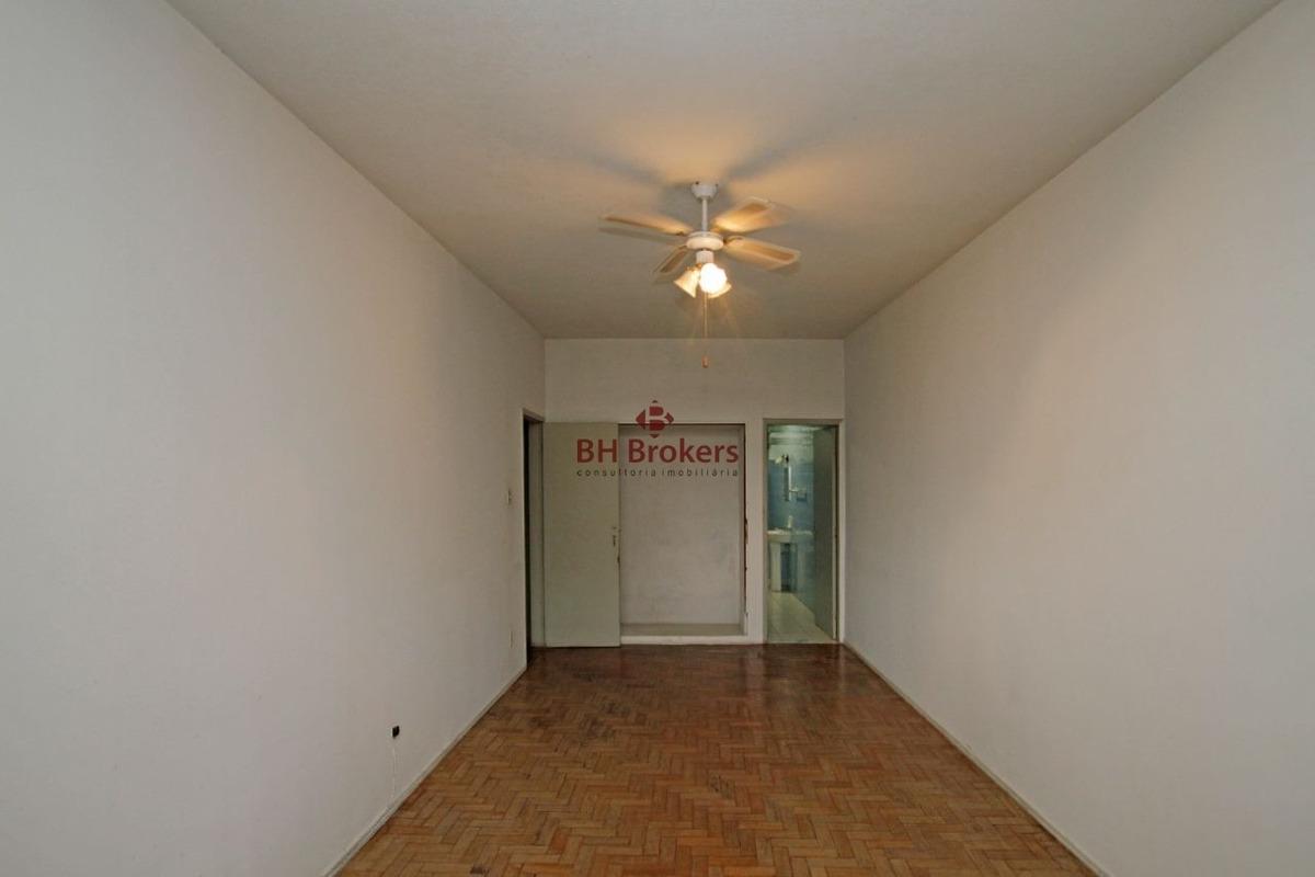 apartamento de 4 quartos, 220,00m² à venda no sion por r$ 750.000 - 18423