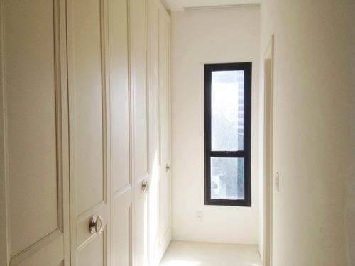 apartamento de 4 suítes, venda, andar alto - villaggio panam