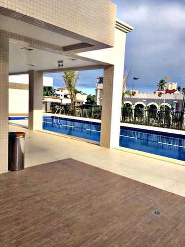 apartamento de 4 suítes - venda -nascente - parque tropical