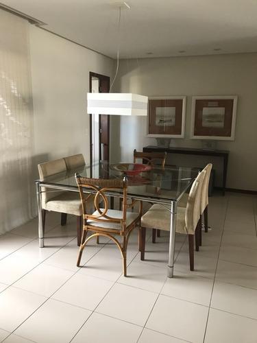 apartamento de 4 suítes, venda  pituba ville