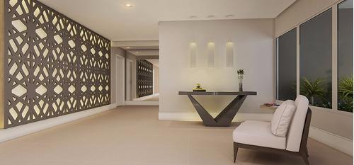 apartamento de 45m² com 2 dormitórios - taquaral / cambuí