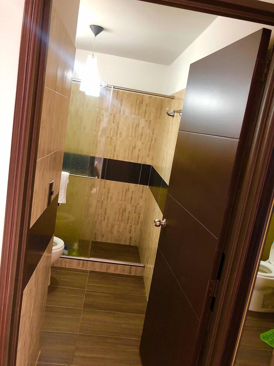 apartamento de 5 habitaciones , 3 baños, excelente ubic