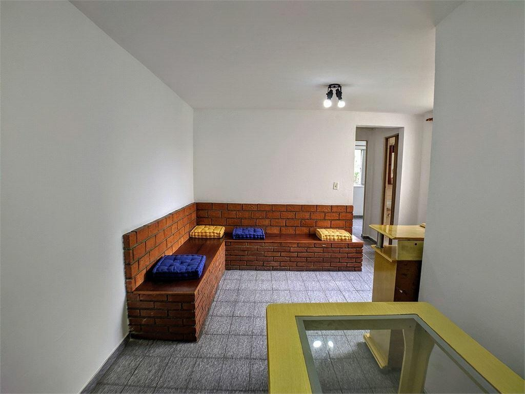 apartamento de 50 metros com 2 dormitórios, 1 wc, 1 vaga e lazer. - 170-im456553