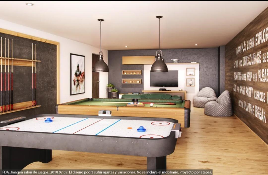 apartamento de 61m² zona norte