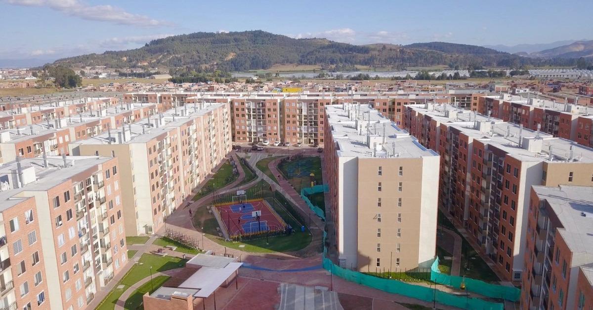 apartamento de 63.9 m2 nuevo - madrid cundinamarca