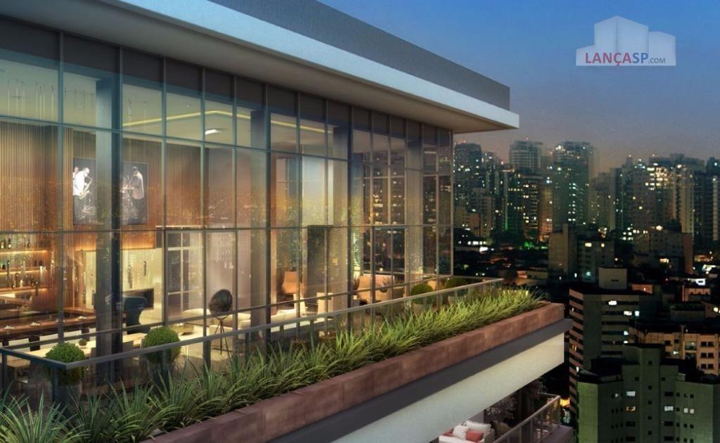 apartamento de 69m² com 2 dormitórios sendo 1 suíte, com 1 vaga de garagem, vila clementino, são paulo. - ap0890