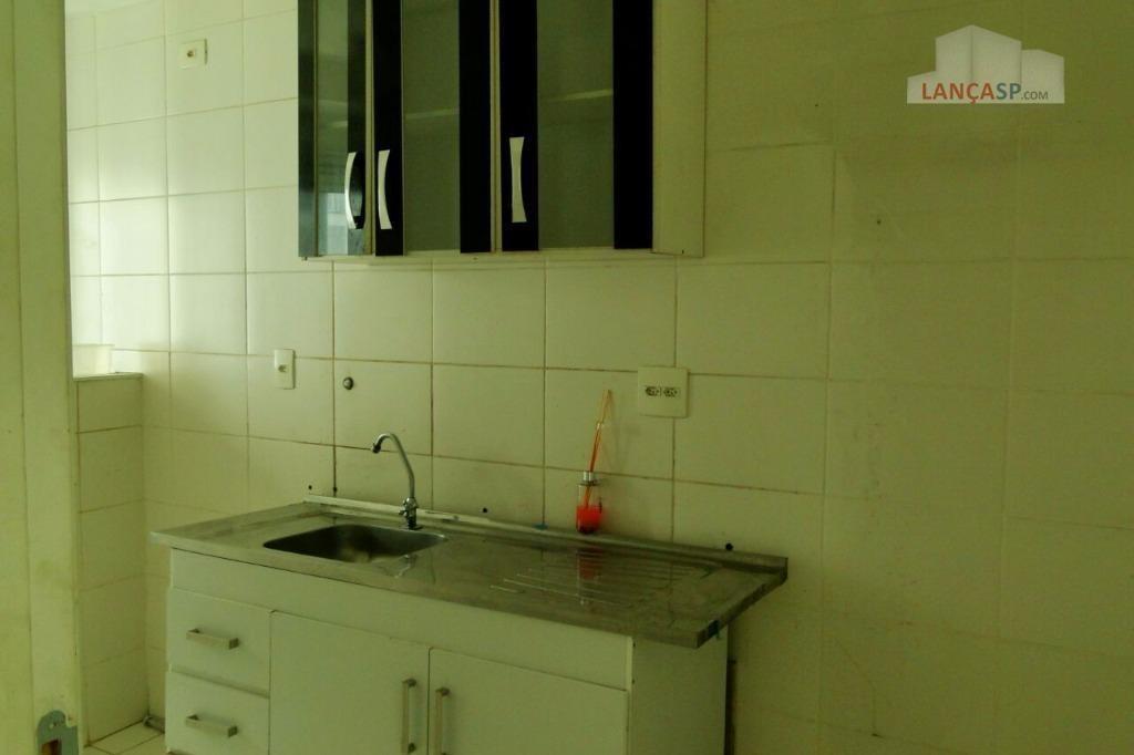 apartamento de 70m² com 3 dorm em santo andré. - ap1063