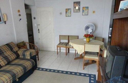 apartamento de 72,54 m² no gonzaga, com vista para o mar - ap0919