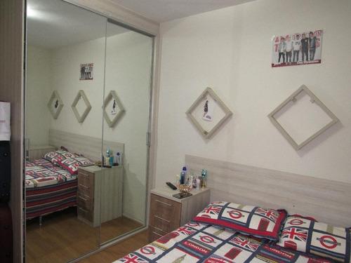 apartamento de 79m² com 2 dormitórios próximo à estação do vlt - ap0988
