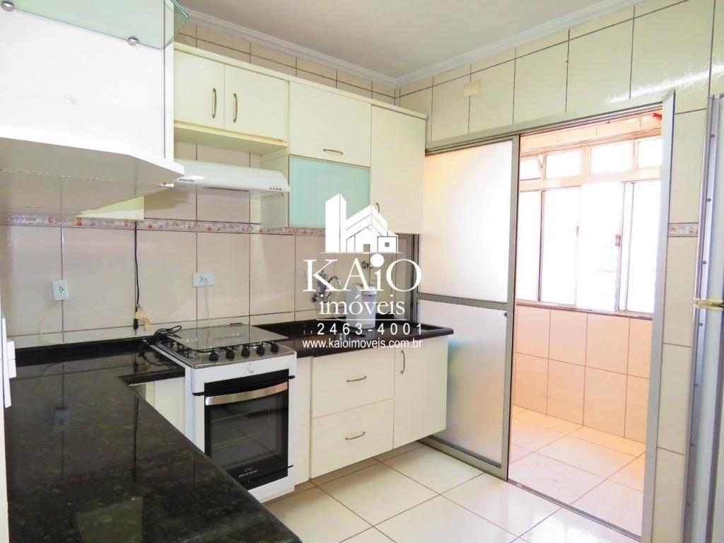 apartamento de 79m² com 3 dormitórios 1 suite 1 vaga, vila progresso - ap1188
