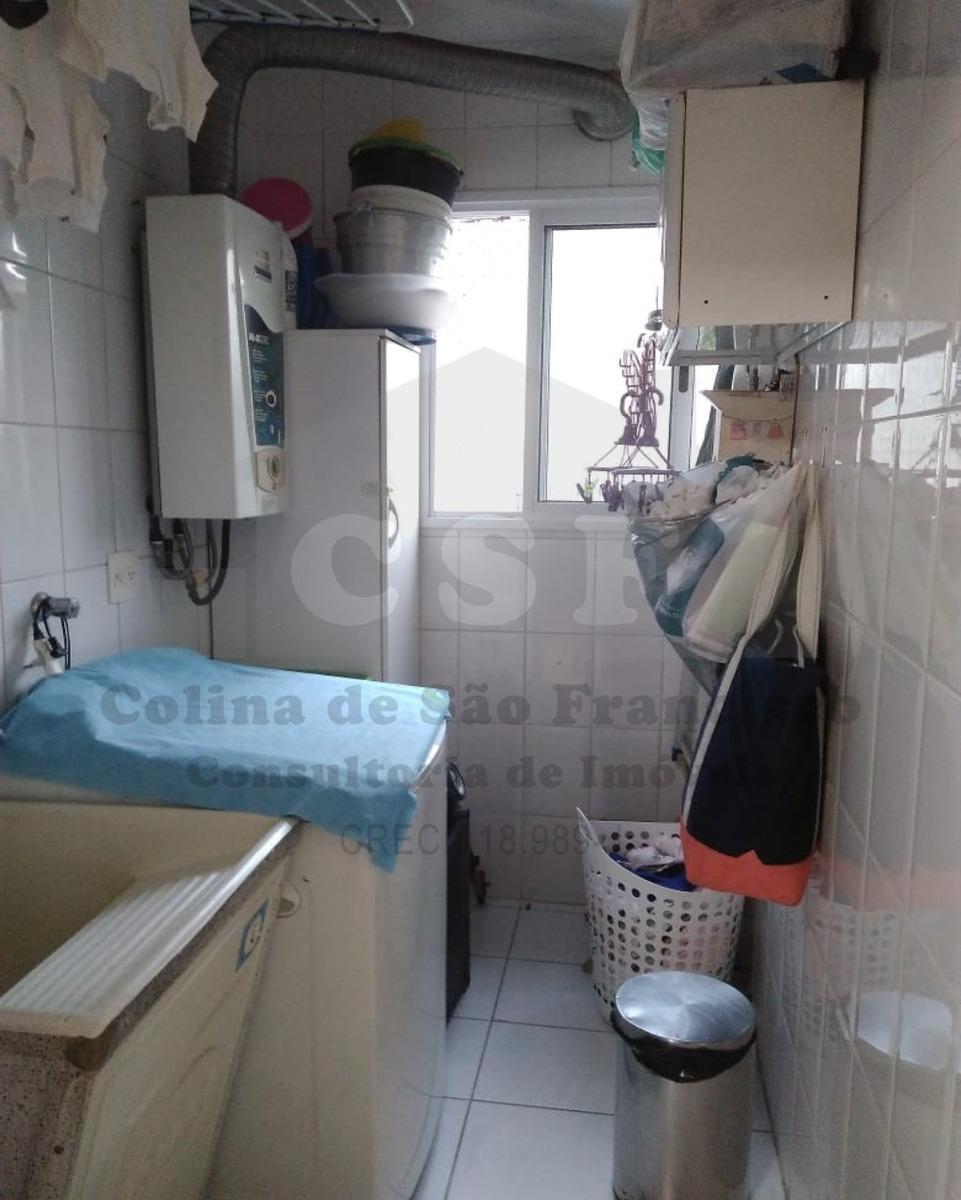 apartamento de 80m²  2 dormitórios osasco - ap13692 - 34673099