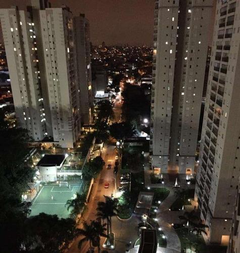 apartamento de 92,00 mts² com 3 dormitórios à venda,  por r$ 760.000 - lauzane paulista - são paulo/sp - ap3489