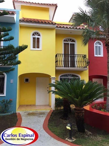 apartamento de alquiler en bávaro, república dominicana