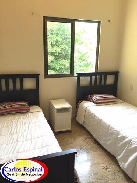 apartamento de alquiler en punta cana, república dominicana