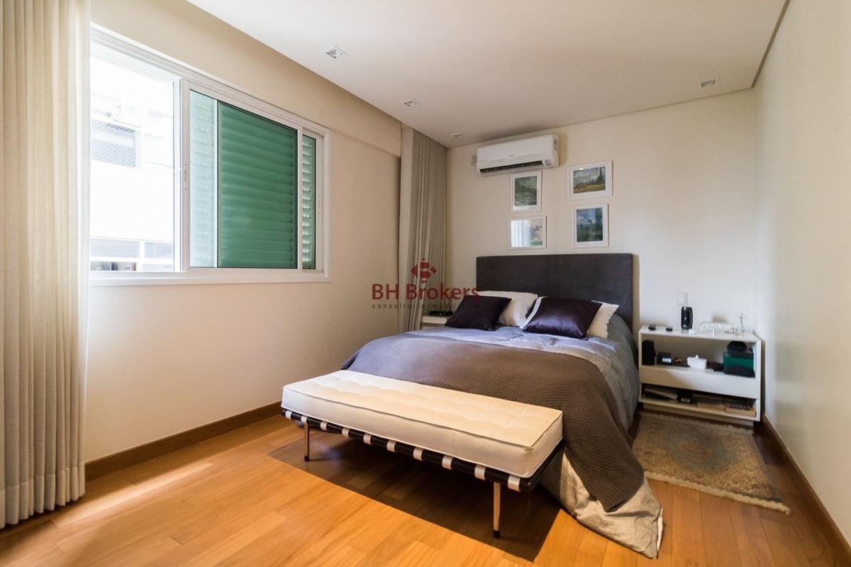 apartamento de altissimo padrão em ótimo ponto em lourdes - 15895