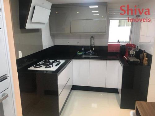 apartamento de alto padrão impecável à venda no centro da penha, sp - ap0067
