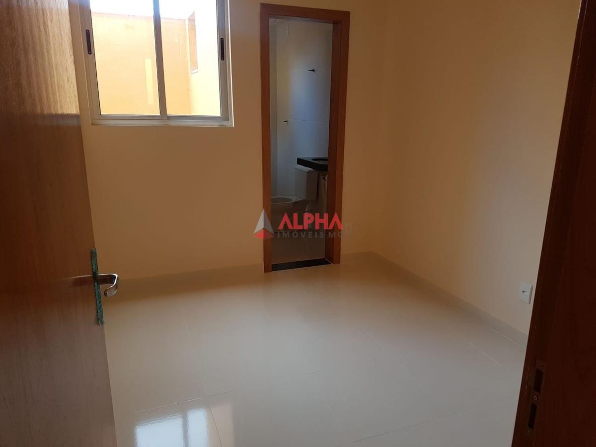 apartamento de área privativa de 03 quartos no bairro alvorada em contagem - 7353