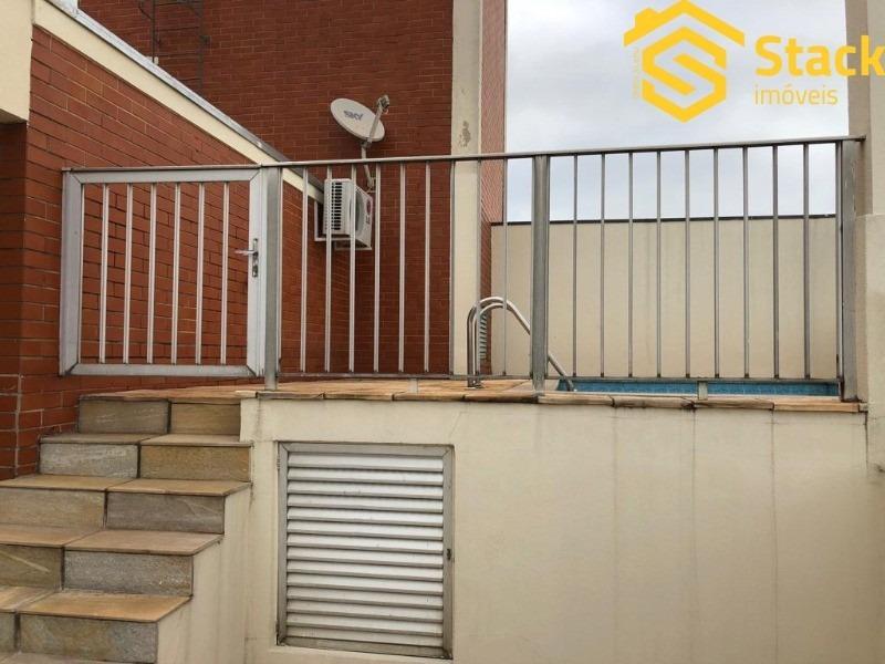 apartamento de cobertura duplex a venda no centro de jundiaí - ap01860