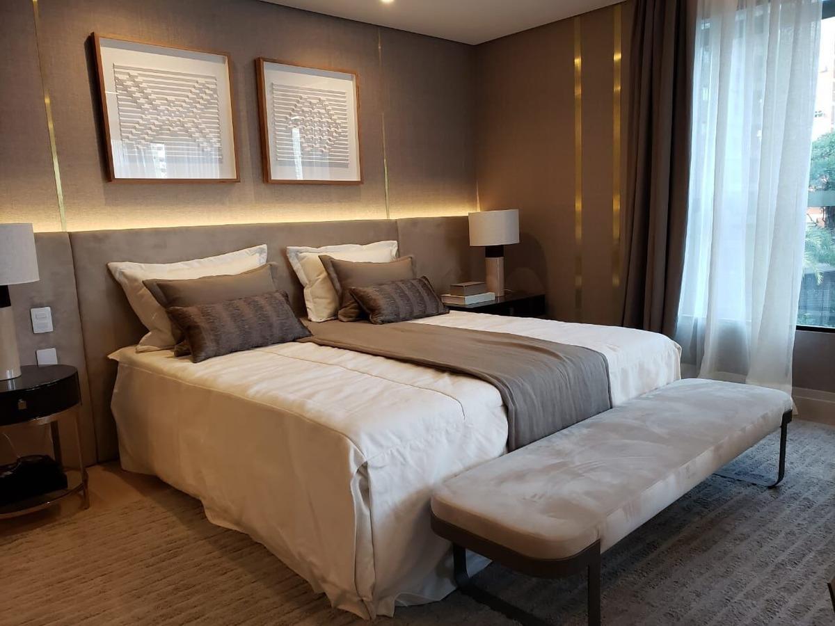 apartamento de condomínio em são paulo - sp - ap2966_sales