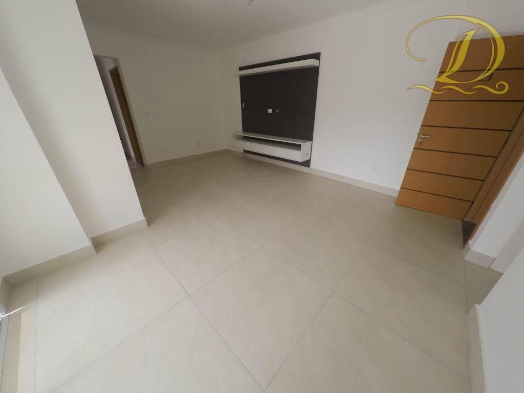 apartamento de de 3 quartos no forte, aceita permuta ou financiamento bancário com varanda gourmet e lazer!!! - ap1497