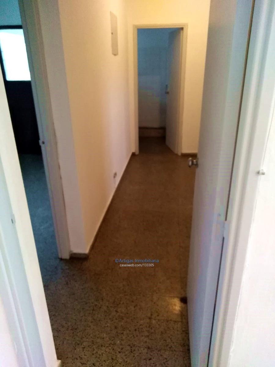 apartamento de dos dormitorios