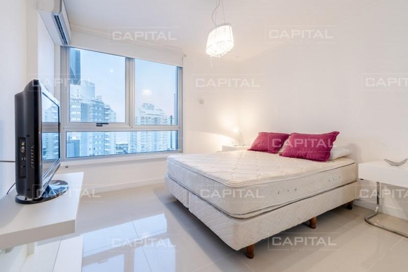 apartamento de dos dormitorios con vista al mar -ref:25267