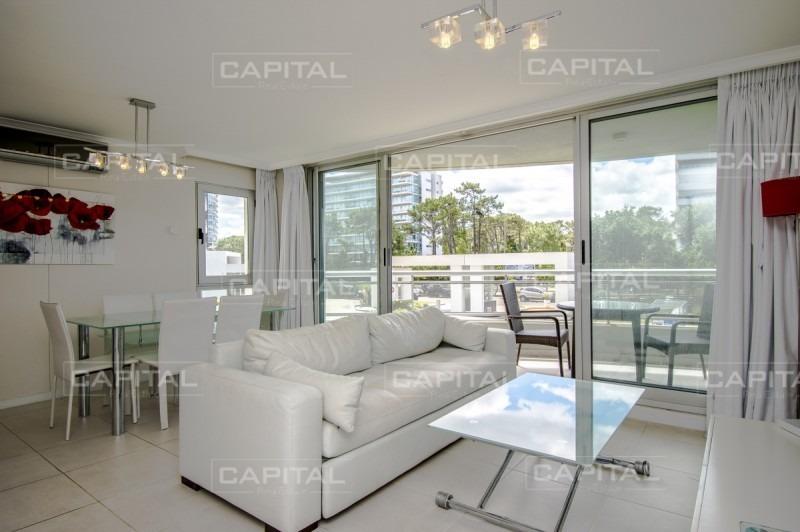 apartamento de dos dormitorios en ocean drive ii oportunidad de venta- ref: 27553