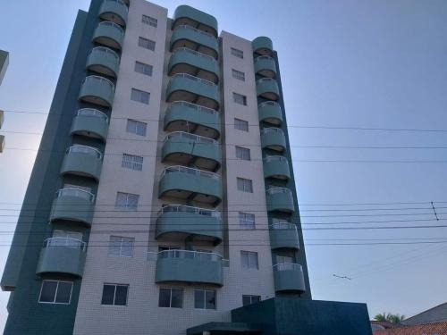 apartamento de frente para o mar com 78m² 6599