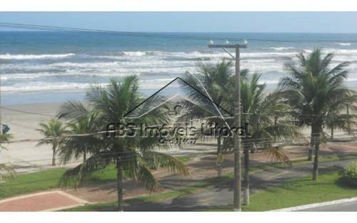 apartamento de frente para o mar, flórida, praia grande- ap 33