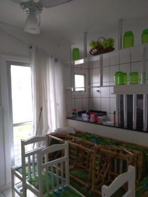 apartamento de frente para o mar ref. 5646 m h