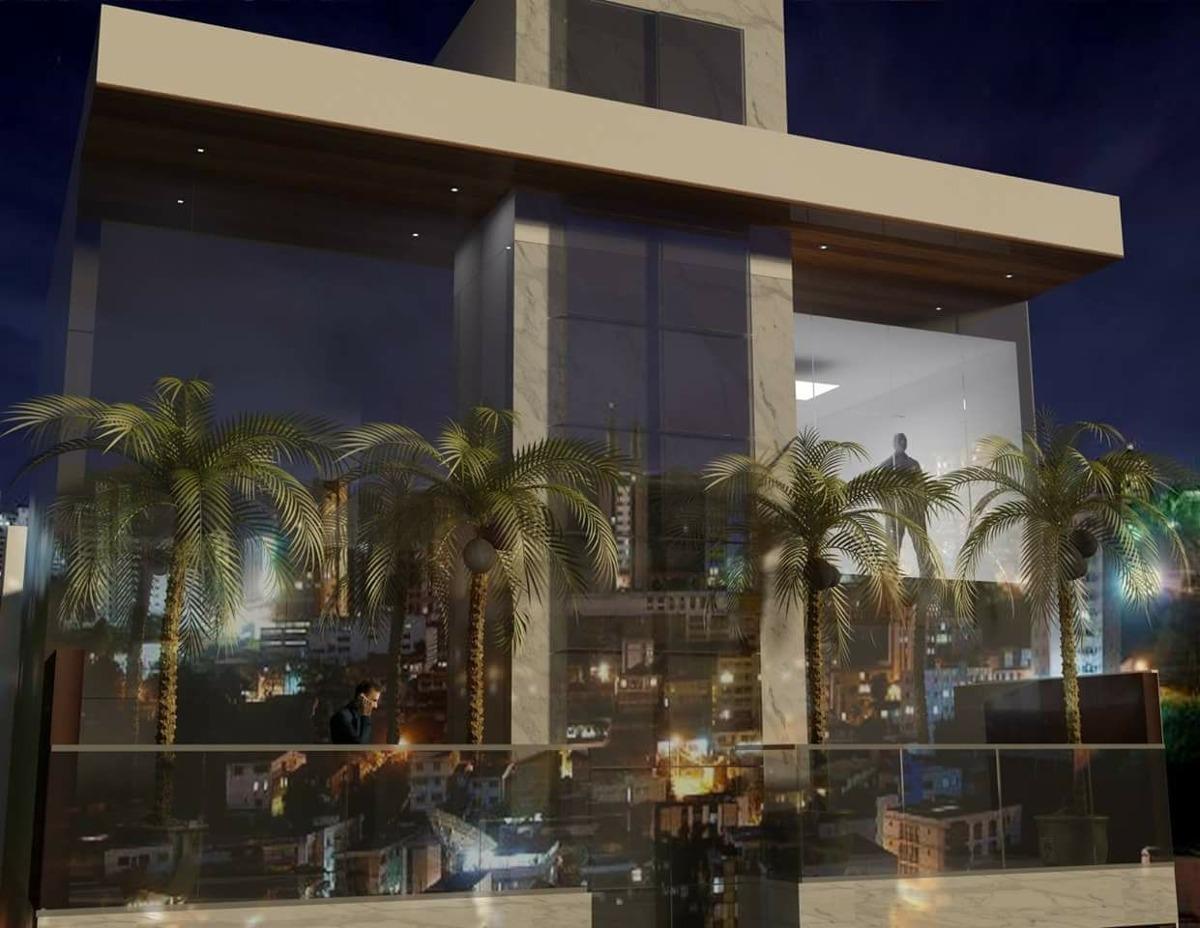 apartamento de luxo 03 quartos com suite
