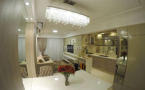 apartamento de luxo 2 dormitórios ritz class ao lado angeloni av rio branco centro