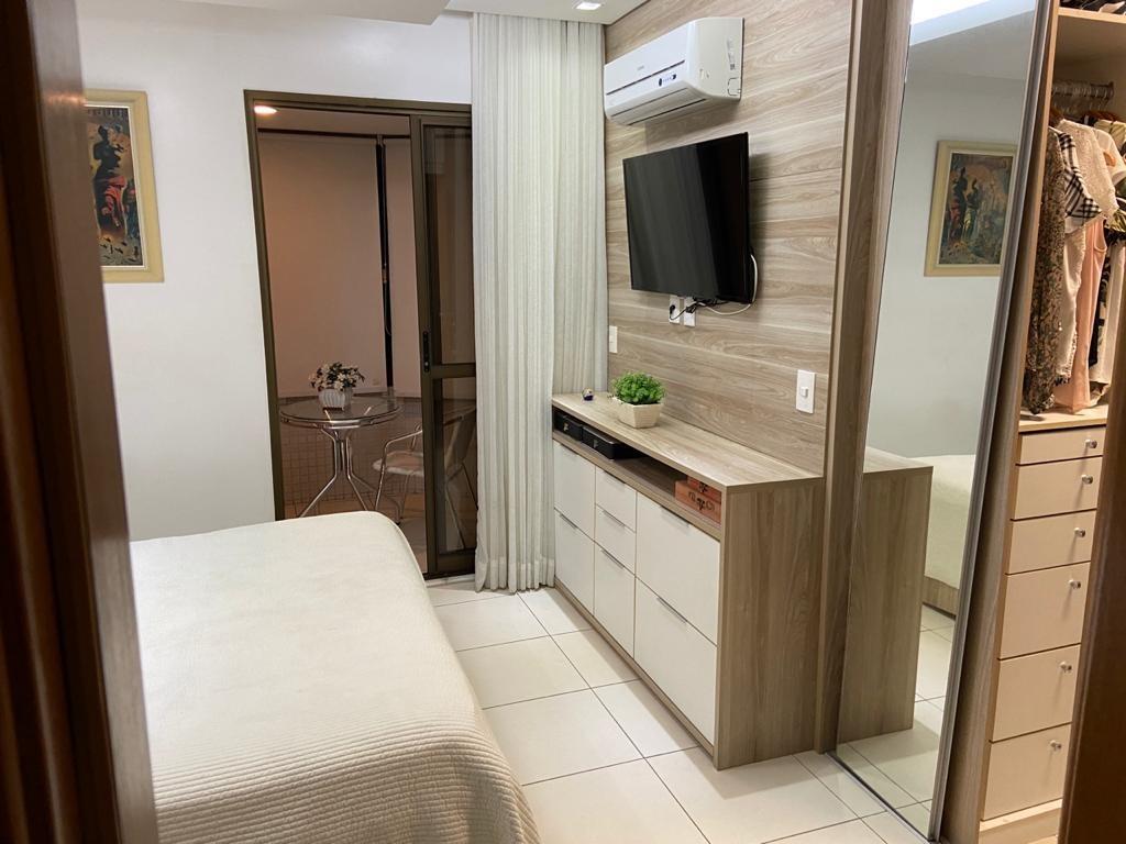 apartamento de luxo no alto do itaigara (4 suítes)!