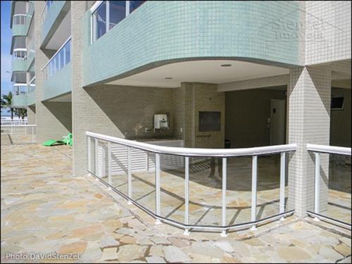 apartamento de temporada 2 quartos (1 (suíte) frente ao mar no centro de bertioga - ap00095 - 4919531