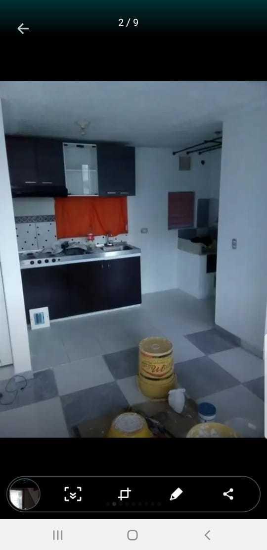 apartamento de tres habitaciones