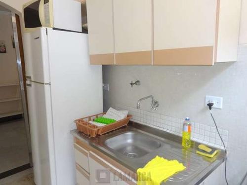 apartamento de um dormitorio a venda na enseada - b 3131-1