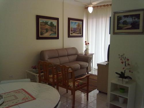 apartamento de um dormitório a venda no guarujá - b 1986-1