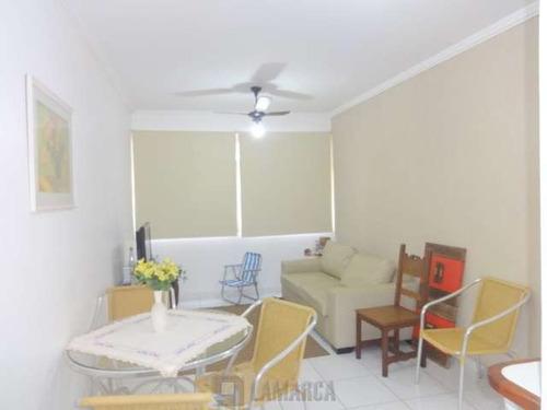 apartamento de um dormitorio a venda no guarujá - b 3307-1